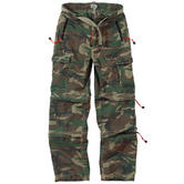 Surplus Trekking Trousers Woodland