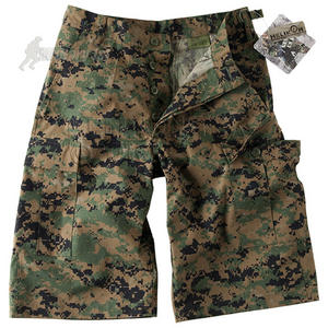 Helikon USMC Shorts NyCo Twill Digital Woodland