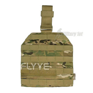 Flyye MOLLE Style Leg Panel MultiCam