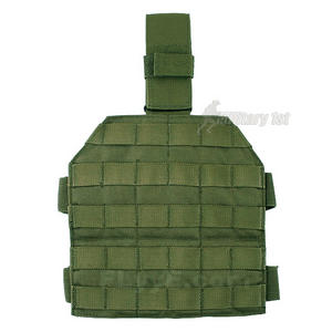 Flyye MOLLE Style Leg Panel Olive Drab