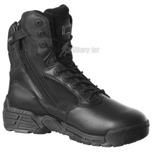 Magnum Stealth Force 8.0 Side Zip Boots Black