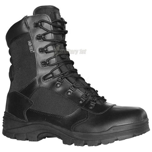 Pro-Force Omega Tactical Boots Black Preview