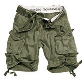 Surplus Division Shorts Olive