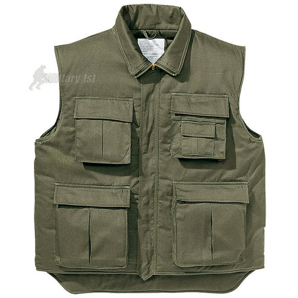 Surplus US Ranger Vest Olive