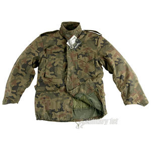 Helikon Genuine M65 Jacket Polish Woodland