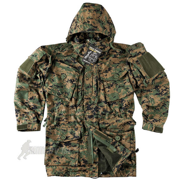 Helikon Field Parka Soldier 2008 Digital Woodland
