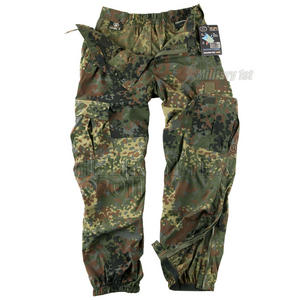 Helikon Soft Shell Trousers Flecktarn