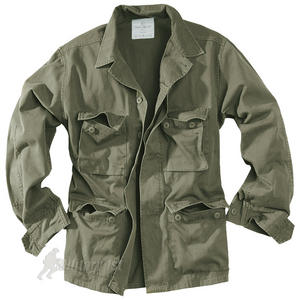 Surplus BDU Jacket Washed Olive