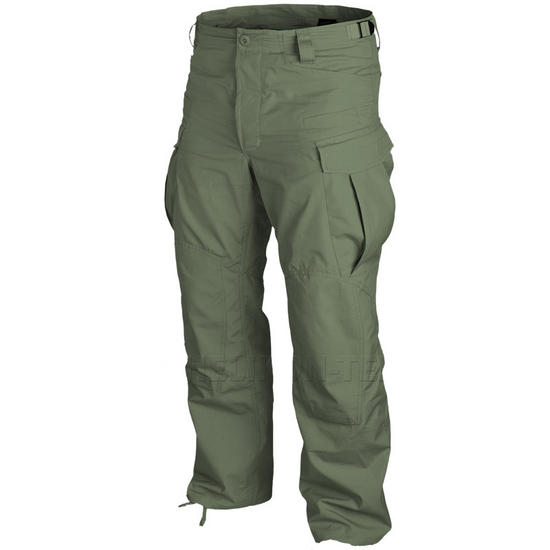 Helikon SFU Trousers Polycotton Ripstop Olive Drab