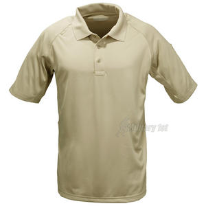5.11 Performance Polo Short Sleeve Silver Tan