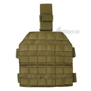 Flyye MOLLE Style Leg Panel Coyote Brown