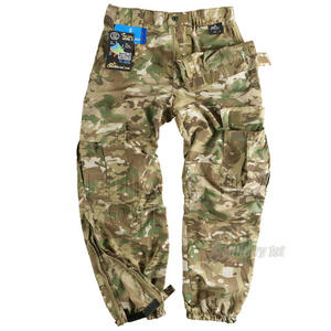 Helikon Soft Shell Trousers MultiCam