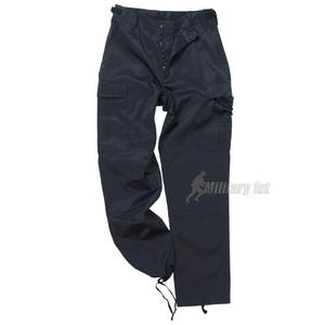 BDU Combat Trousers Navy Blue
