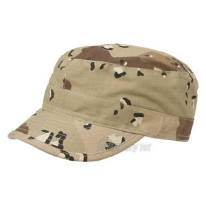 MFH BDU Ripstop Field Cap 6-Colour Desert