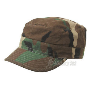 MFH BDU Ripstop Field Cap Woodland