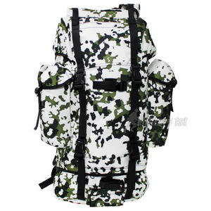 MFH German Army Rucksack 65L Snow