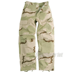 Helikon Genuine BDU Trousers NyCo Ripstop 3-Colour Desert