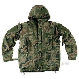 Helikon Soft Shell Jacket Polish Woodland