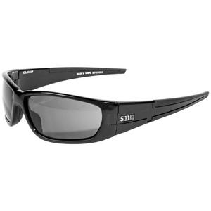 5.11 Climb Polarized Eyewear Black Frame