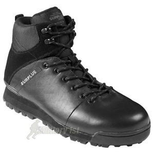 Surplus Security Boots Black