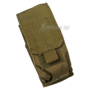 Flyye Smoke/Flash Grenade Pouch MOLLE Coyote Brown