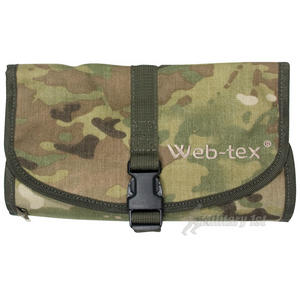 WebTex Wash Bag MultiCam