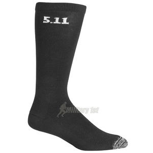 "5.11 9"" Socks 3 Pack Black"