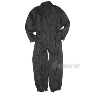 Mil-Tec French Overall Black