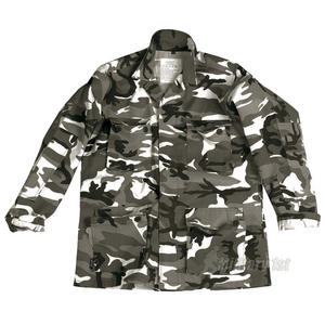 Mil-Tec BDU Combat Shirt Urban