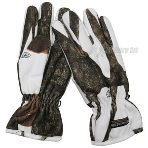 MFH Fleece Gloves Hunter Snow