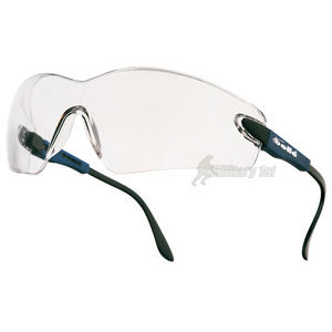Bolle Viper II Glasses Clear Electric Blue Frame