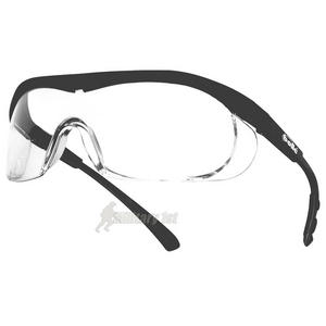 Bolle Targa III Glasses Clear Black Frame