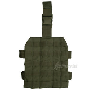 Mil-Tec Leg Panel MOLLE Olive