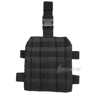 Mil-Tec Leg Panel MOLLE Black