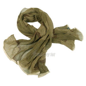 Mil-Tec Net Scarf 3-Colour Desert