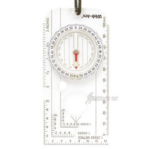 Web-Tex Military Map Compass