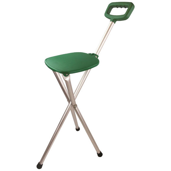Highlander Easy Rest Seat Stick Green