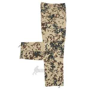 MFH BDU Combat Trousers Ripstop Tropical