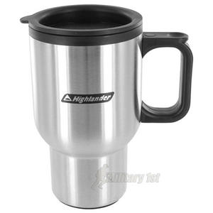Highlander Steel Travel Mug