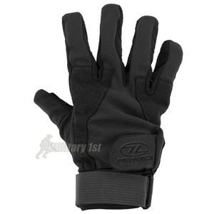 Highlander Mission Gloves Black