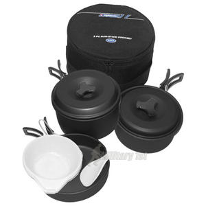 Highlander 2-3 Person Non-Stick Cookset
