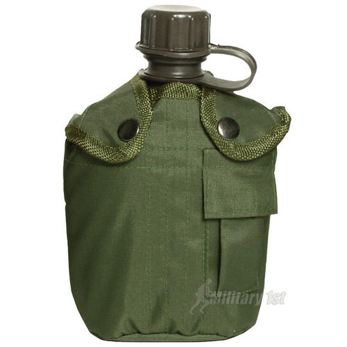Mil-Tec Canteen with Cover 1 Litre Olive Preview