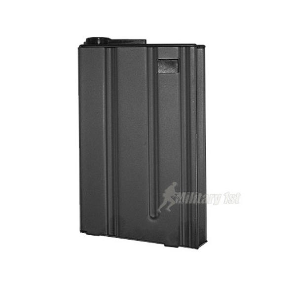 G&P M4/M16 VN Type Magazine Black (110 Rounds)