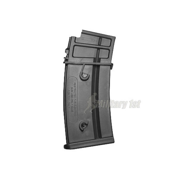 G&P G36 Magazine Black (130 Rounds)