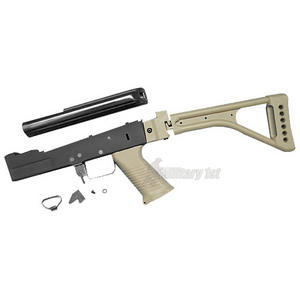G&P AK Metal Body Set (FM Style, Folding Stock) Sand