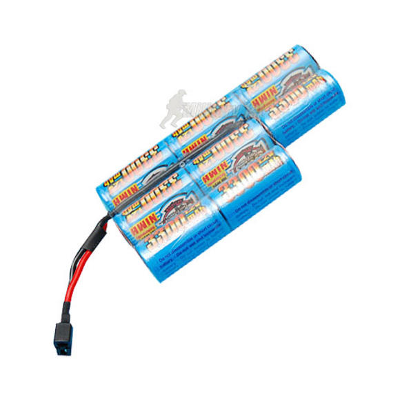 G&amp;P 9.6v 3300mAh Ni-MH Battery for M14 DMR