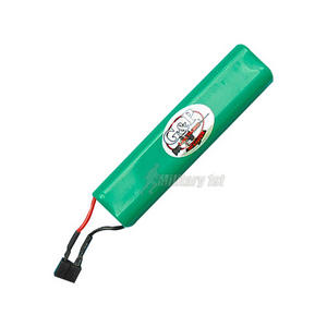 G&amp;P 9.6v 650mAh Ni-MH Battery for Tank