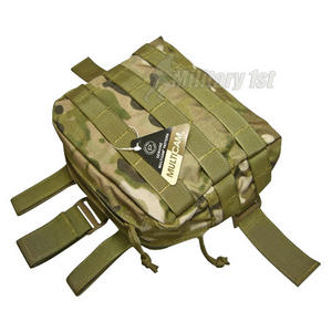 Flyye Drop Leg Accessories Pouch MOLLE MultiCam