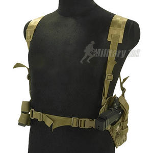 Flyye Shoulder Holster System Panel MOLLE MultiCam