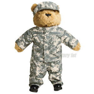 Mil-Tec Teddy Bear Suit Large ACU Digital